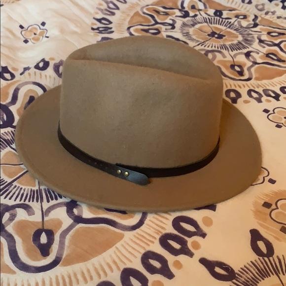 Ecote Accessories - Brown Wool Hat